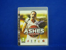 ps3 ASHES CRICKET 2009 09 English Language Playstation 3 PAL Region Free