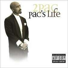 Pac's Life - 2 Pac CD INTERSCOPE