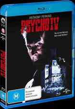 Psycho 4 - Blu Ray - Anthony Perkins - Now Meet Mother