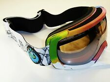 Dragon Rogue Snow Goggles-Gigi Ruf/Ionized Lens 722-4277          [Ion Ski Ruff]