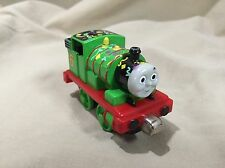 Thomas Tank Engine Metal Diecast Train Take Along N Play Celebration Percy 2002