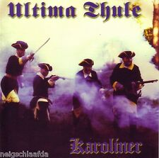 ULTIMA THULE - KAROLINER s.t. CD punk Oi! folk pagan viking