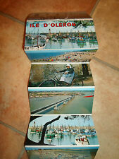 ILE D'OLERON 10 Colour Vintage Views ~ 10 Vues Couleur Naturelle (Elce)