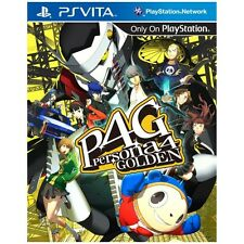Persona 4 Golden PS Vita Game Brand New