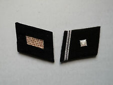 WW2 German Elite Scharführer (Staff Sgt.) Collar Tabs