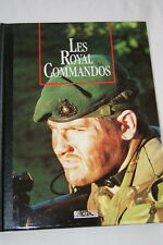 LES ROYAL COMMANDOS 1992-ILLUSTRE ATLAS GUERRE  MABIRE ANGLETERRE