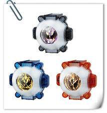 SET OF 3pcs Kamen Masked Rider Ghost Dark Ghost Napoleon Darwin DX Eyecon