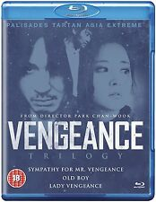 Vengeance Trilogy   ** Brand New Blu Ray **  Asia Extreme  Old Boy