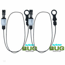 Gardner Tackle Nano Bug Bite Indicators (Set of 2) - Carp Coarse Fishing Bobbins