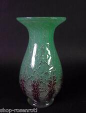 schöne WMF Ikora Glasvase 1930 -   19cm