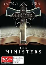 The Ministers (DVD, 2010) THRILLER [Region 4] NEW/unSEALED