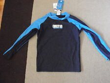 "ARENA KIDS LS SWIM SHIRT Size M 30"" chest Girls Boys Age 10-12 NWT UPF 50"