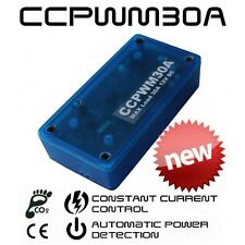Pulse Width Modulatore ccpwm30a PER KIT HHO. Auto On / Off design più recenti.