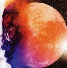 Kid Cudi - Man on the Moon: The End of Day [New CD] Clean