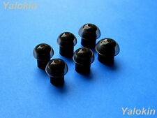 6pcs S/M/L (B-N-MH) Noise Isolation Replacement Eartips for Philips Earphones
