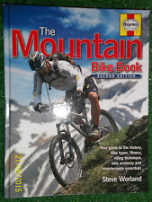 HAYNES THE MOUNTAIN BIKE BOOK GUIDE MANUAL USE SERVICE REPAIR MAINTAIN