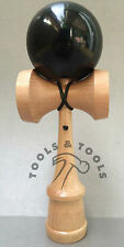 Quality Black Wooden Kendama Beech Wood Competition Wood Toy Glistening Finish