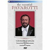 The Essential Pavarotti [DVD] [2014]