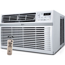 LG 15000 BTU Energy Star Window Air Conditioning, 115V AC Unit w/ Remote Control