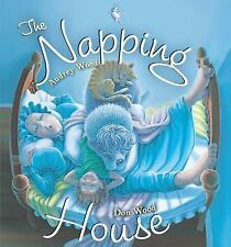 The Napping House by Audrey Wood (1991, Big Book, Reprint)