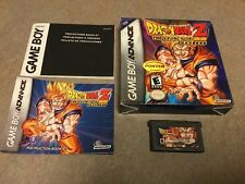 DRAGON BALL Z The Legacy Of Goku Gameboy Advance Game COMPLETE