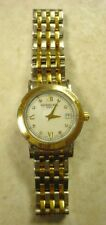 RAYMOND WEIL GENEVE 5393 LADIES TOCOATA MOP DIAL DIAMOND SS TWO TONE WATCH