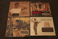 Imany - The Shape of a Broken Heart 2CD + The Wrong Kind of War DELUXECD + 2cd