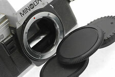 Camera Body Cover - Minolta MD SLR Camera's - SRT101 XGM XM X300 X700 XD7 etc