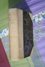 CHATEAUBRIAND MORCEAUX CHOISIS éd H. DIDIER / PRIVAT 1942 BELLE RELIURE