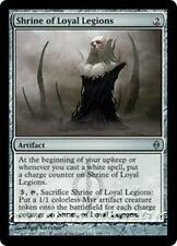 SHRINE OF LOYAL LEGIONS New Phyrexia MTG Artifact Unc