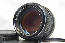 SMC Pentax-M 85mm F/2 f2.0 MF Prime Lens SN6978454 from Japan *Excellent+*