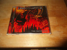 "DRAGONHAMMER ""Time For Expiation (MMXV Edition)"" CD MY KINGDOM ITA 2015 - SEALED"