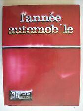 l'année automobile numéro 30 1982/83 TBE formule un course compétition