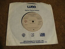 "Black Sabbath/ Trashed/ Warner Bros/ 1983/ Canada/ 7"" 45 Promo/ VG++"