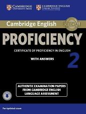 CPE Practice Tests: CAMBRIDGE ENGLISH PROFICIENCY 2 STUDENT'S BOOK WITH...
