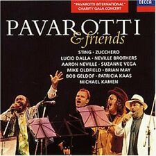 Luciano Pavarotti & friends (1992, feat. Sting..) [CD]
