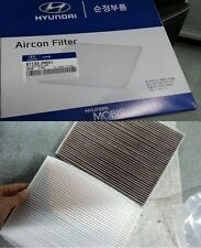 Aircon Filter OEM Genuine Part 97133 2H001 For KIA Rondo Carens 2013 2014