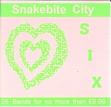 Various Artists - Snakebite City Six - CD Album