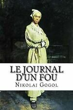 Le Journal d'un Fou by Nikolai Gogol (2016, Paperback)