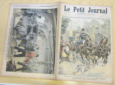 Le petit journal 1898 396 Guerre hispano americaine Spain America war Santiago