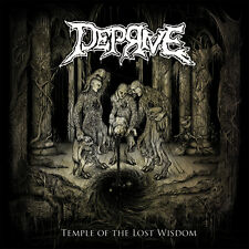 Deprive - Temple of the Lost Wisdom (Spa), CD
