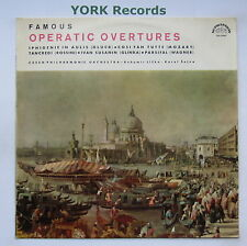 SUA 10569 - FAMOUS OPERATIC OVERTURES III - LISKA / SEJNA - Ex Con LP Record