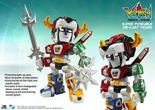 Toynami Voltron 30th Anniversary Super Deformed Diecast Action Figure
