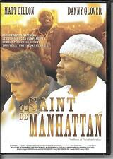 DVD ZONE 2--LE SAINT DE MANHATTAN--DILLON/GLOVER/HUNTER