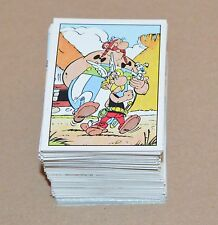 1987 PANINI Asterix Full Complete Set 240/240 + A - R Silver Stickers