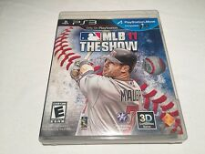 MLB 11: The Show (Playstation PS3) Original Release Game Complete Nr Mint!