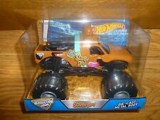 Hot Wheels Monster Jam Truck SCOOBY-DOO Diecast 1:24 Scale Large Dog
