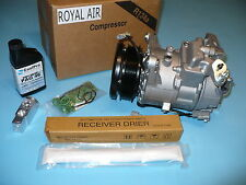 ROYAL AIR A/C COMPRESSOR KIT FOR: 1998-2005 LEXUS GS300 & 2001-2005 IS300