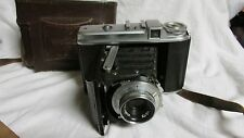VINTAGE 1950s Voigtlander PERKEO I CAMERA WITH PARTIAL CASE