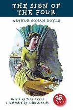The Sign of Four (Arthur Conan Doyle), , Evans, Tony, Bennett, Felix, Doyle, Art
